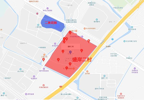 吴桥县县城地图