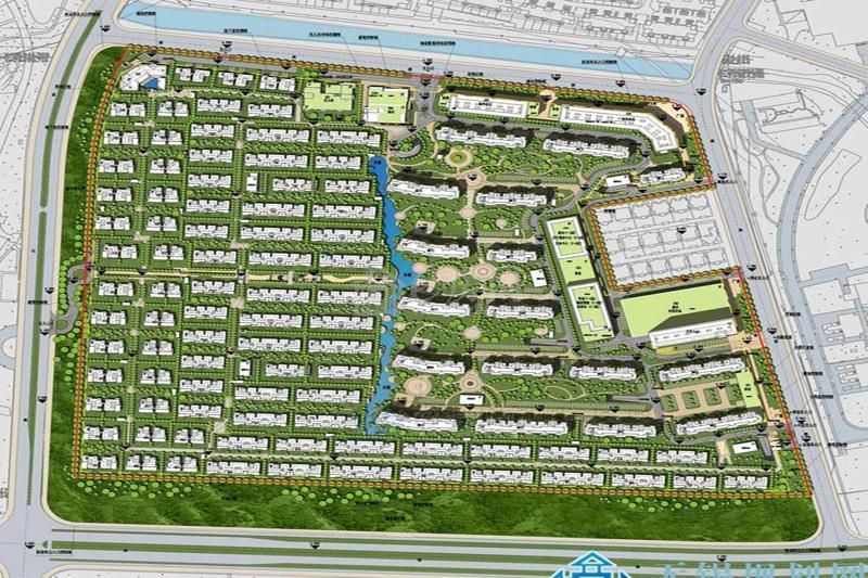 吉寶·瀾岸銘郡(介紹 價格 戶型 團購 社區)位于濱湖區金石路與高浪路交叉口東北側。占地面積為215229.5平方米;規劃用途為居住、商業用地(商業用地面積不低于總可建設用地面積的15%,商業建筑面積不低于地上核定總建筑面積的20%,商業建筑宜沿金石路相對集中布置);容積率<1.