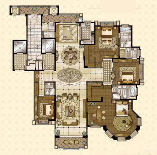 雅居乐中央府