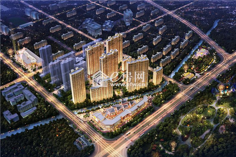 融创·银城惠山国际社区