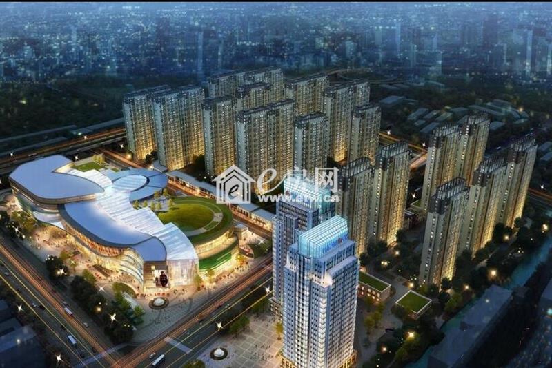 圆融广场于11月12日加推7#楼高层