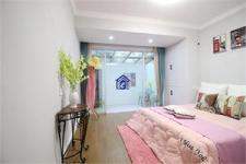 毗邻清扬茂业+地铁 沁园新村一楼带院 全新精装三房60.07平88.8万